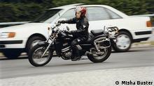 Russland - Biker