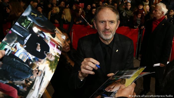 Fotograf Anton Corbijn auf der Berlinale 2015
