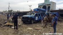 Irak - Anschlag in Balad Rus