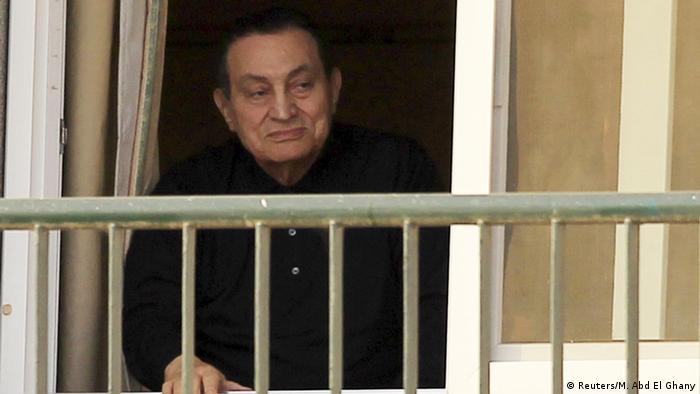 Ägypten Gericht verurteilt Mubarak wegen Korruption