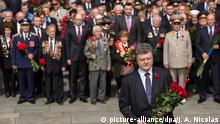 Ukraine Kiew Gedenken 70. Jahrestag Ende Zweiter Weltkrieg Poroschenko