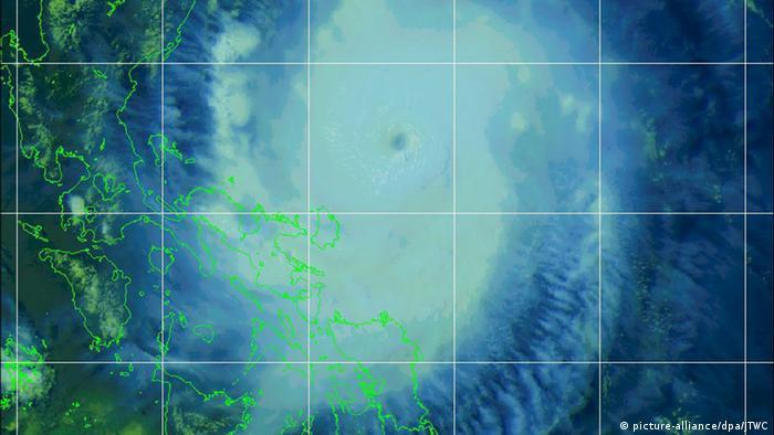 Philippinen Taifun Noul