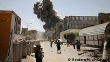 Yaman Masih Membara