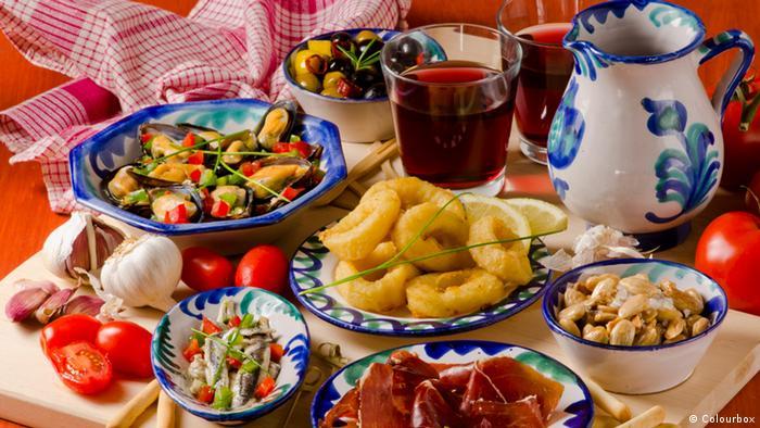 Mediterrane Küche (Colourbox)