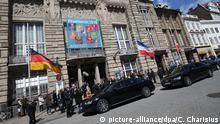 Zentrale Gedenkfeier für Günter Grass