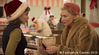 Cate Blanchett in Carol, Copyright: Festival de Cannes 2015