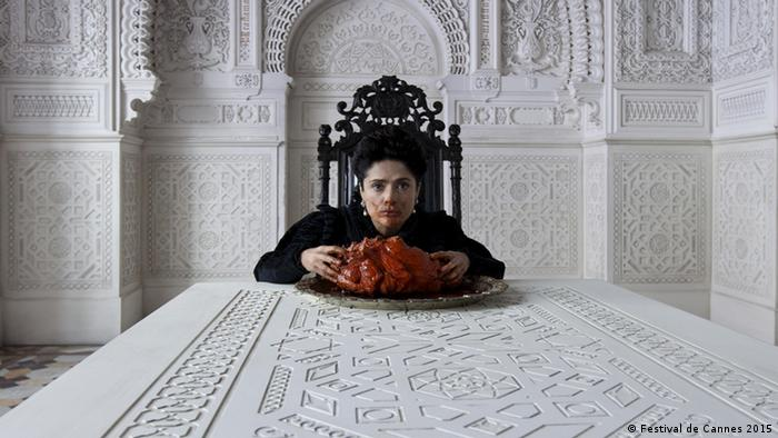 Film still from Tale of Tales, Copyright: Festival de Cannes 2015