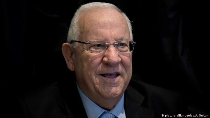 Der israelische Präsident Reuven Rivlin (Foto: picture-alliance/dpa/A. Sultan)