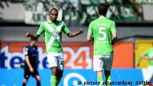Fußball Bundesliga 32. Spieltag SC Paderborn vs. VfL Wolfsburg