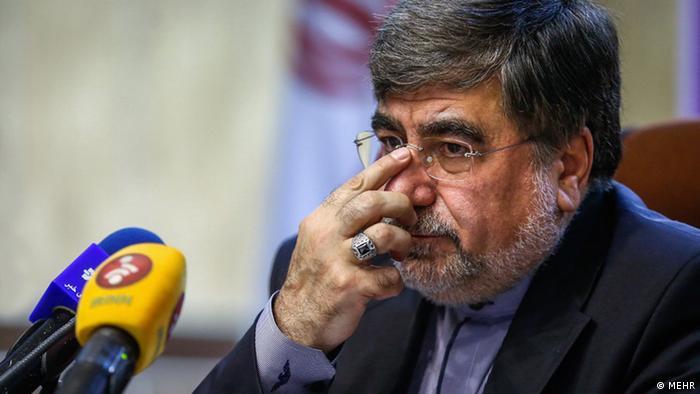 Der iranische Kulturminister Ali Janati