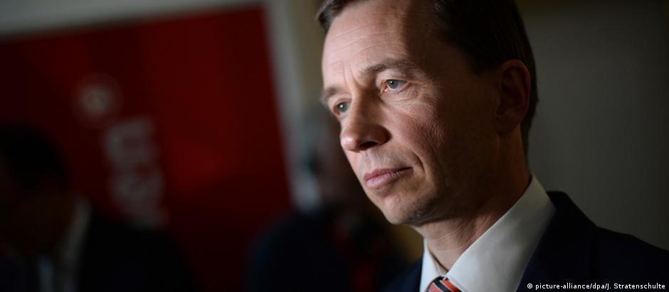 Bernd Lucke, líder do AfD