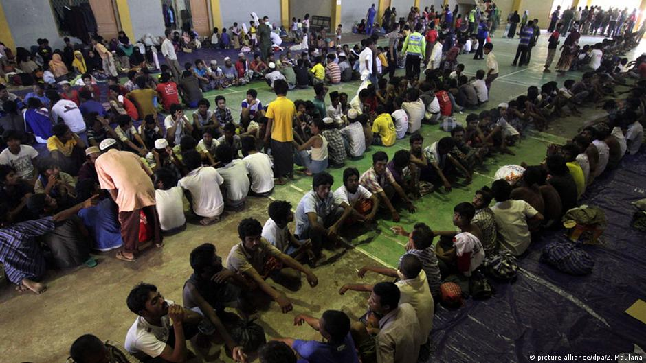 ONU alerta para catástrofe humanitária no Sudeste Asiático | DW | 12.05.2015