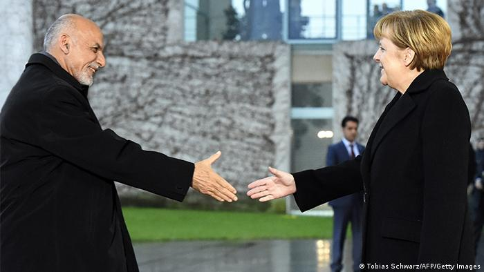 Picture-Teaser 100 Jahre Afghanisch-deutsche Freundschaft (Tobias Schwarz/AFP/Getty Images)