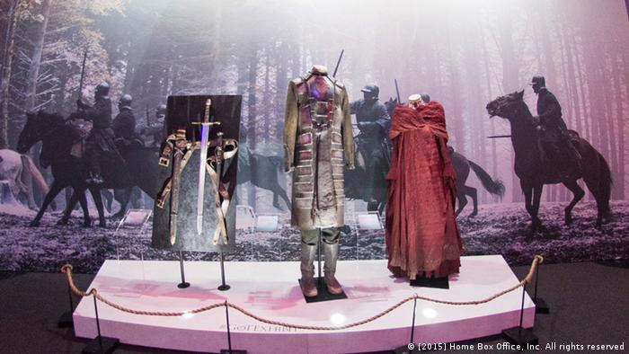 Touring exhibition Game of Thrones