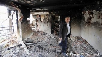 Bildergalerie Kumanovo Kämpfe Nachklapp