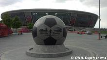 Donezk heute Donbass-Arena
