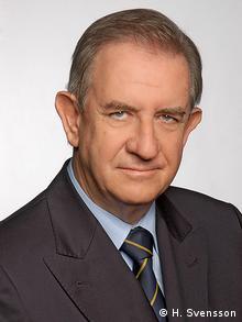 Профессор Хольгер Свенссон