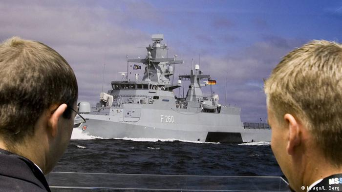 Corvette Israel Navy