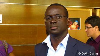 Portugal Paulo Muginga Anwalt aus Angola