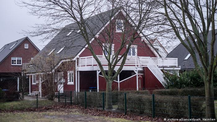 Asylbewerberheim in Escheburg (picture-alliance/dpa/A. Heimken)
