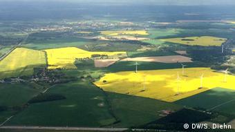 Energy Security Summit 2015 Windräder bei Berlin