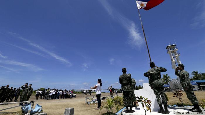 Philippinen Inseln Südchinesisches Meer Militärchef Gregorio Pio Catapang
