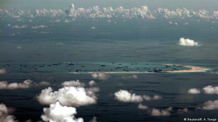 Philippinen Inseln Südchinesisches Meer (Reuters/R. A. Tongo)