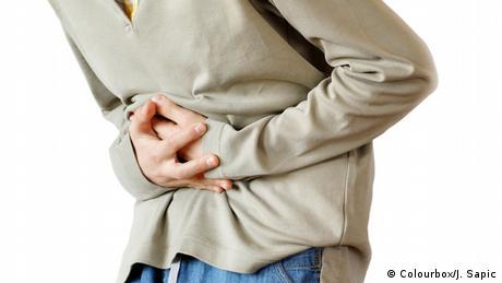 Symbolbild Magenschmerzen Bauchschmerzen