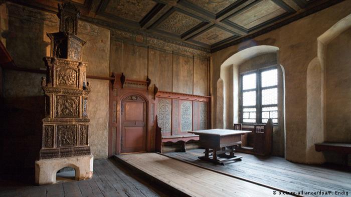 Deutschland Dauerausstellung Lutherhaus in Wittenberg (picture-alliance/dpa/P. Endig)