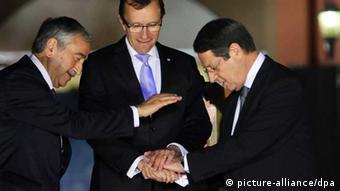 Επανέναρξη των συνομιλιών για το Κυπριακό