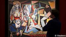 Les femmes d'Alger von Pablo Picasso