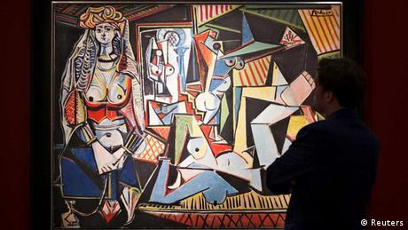 Les femmes d'Alger von Pablo Picasso (REUTERS/Darren Ornitz)
