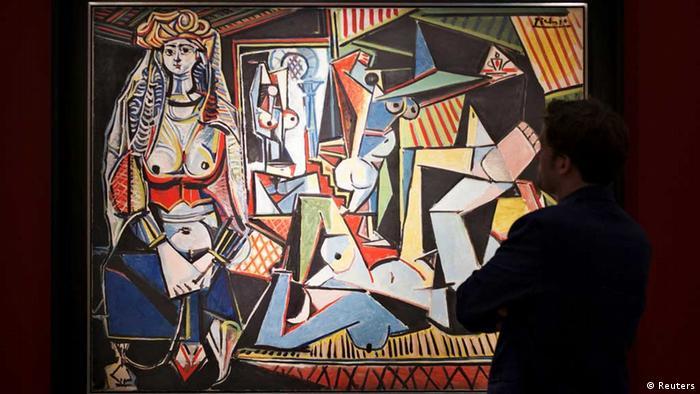 Mujeres de Argel de Pablo Picasso