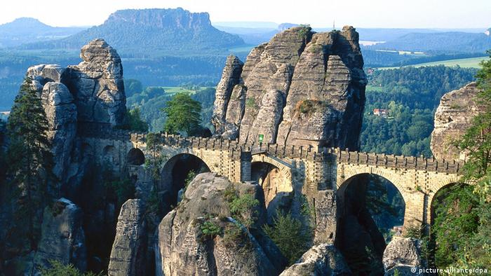 Germany's Saxon Switzerland National Park