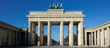 Deutschland Entdecken Brandenburger Tor