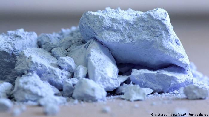 Rare earth element Neodymium(III) oxide