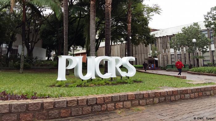 Brasilien PUCRS Universität Rio Grande do Sul