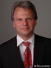 Matthias Buchert (Foto: Öko-Institut)