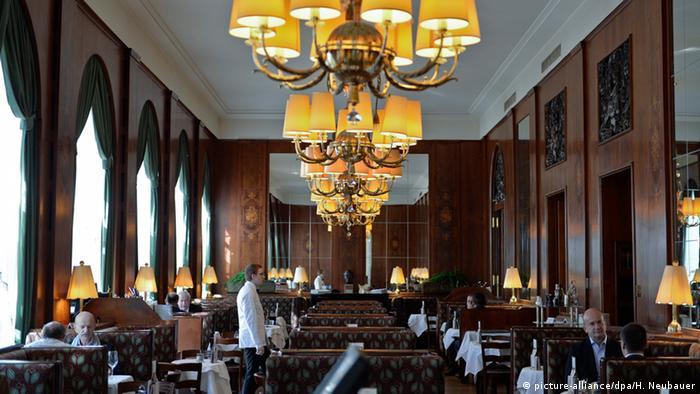 В кафе Landtmann