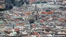 Österreich Wien Übersicht
