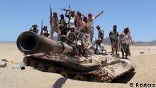 Symbolbild Feuerpause im Jemen