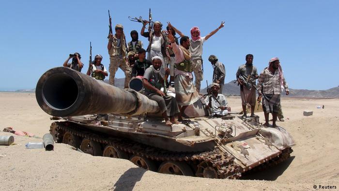 Feuerpause im Jemen