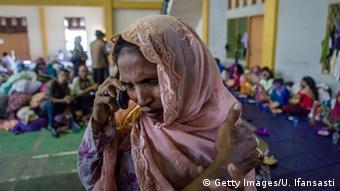 Malaysia Rohingya Flüchtlinge