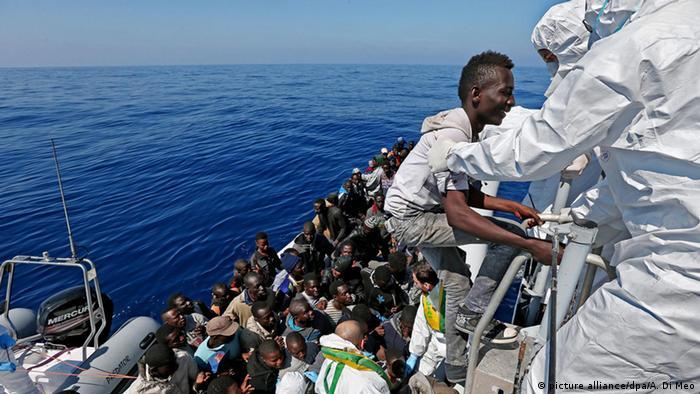 90% des réfugiés qui fuient la guerre, les persécutions et la misère sont répartis sur seulement 8 des 28 pays de l'UE