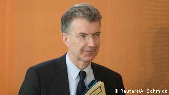 Deutschland Christoph Heusgen Sicherheitsberater der Kanzlerin (Reuters/A. Schmidt)
