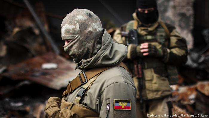 Situation in Donbass