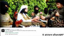 Symbolbild Islamischer Staat und Social Media