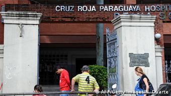 Paraguay Mädchen Vergewaltigung Schwangerschaft Abtreibung Krankenhaus (AFP/Getty Images/N. Duarte)