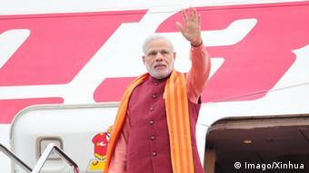 Staatsbesuch Indiens premierminister Modi besucht China