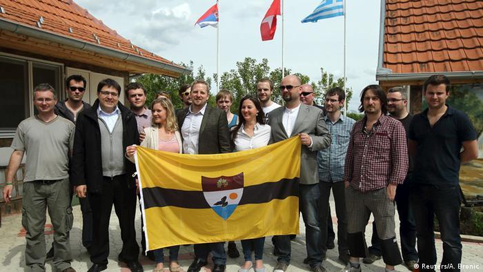Vit Jedlicka Liberland
